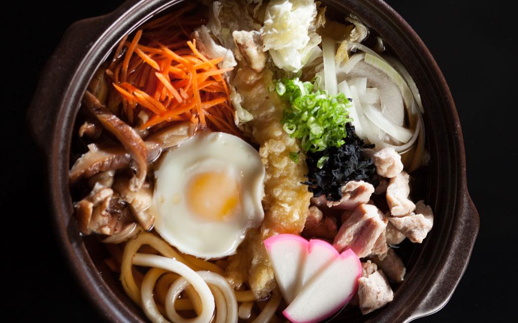 Soups + Noodles