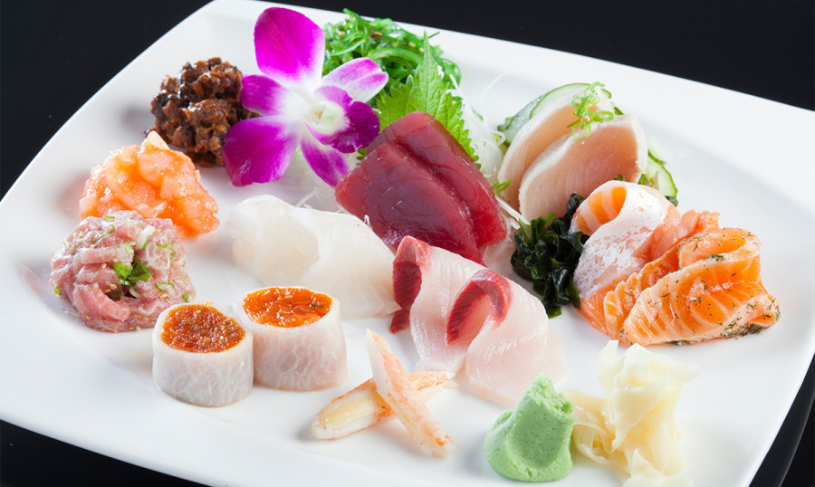 $15 Sashimi Platter